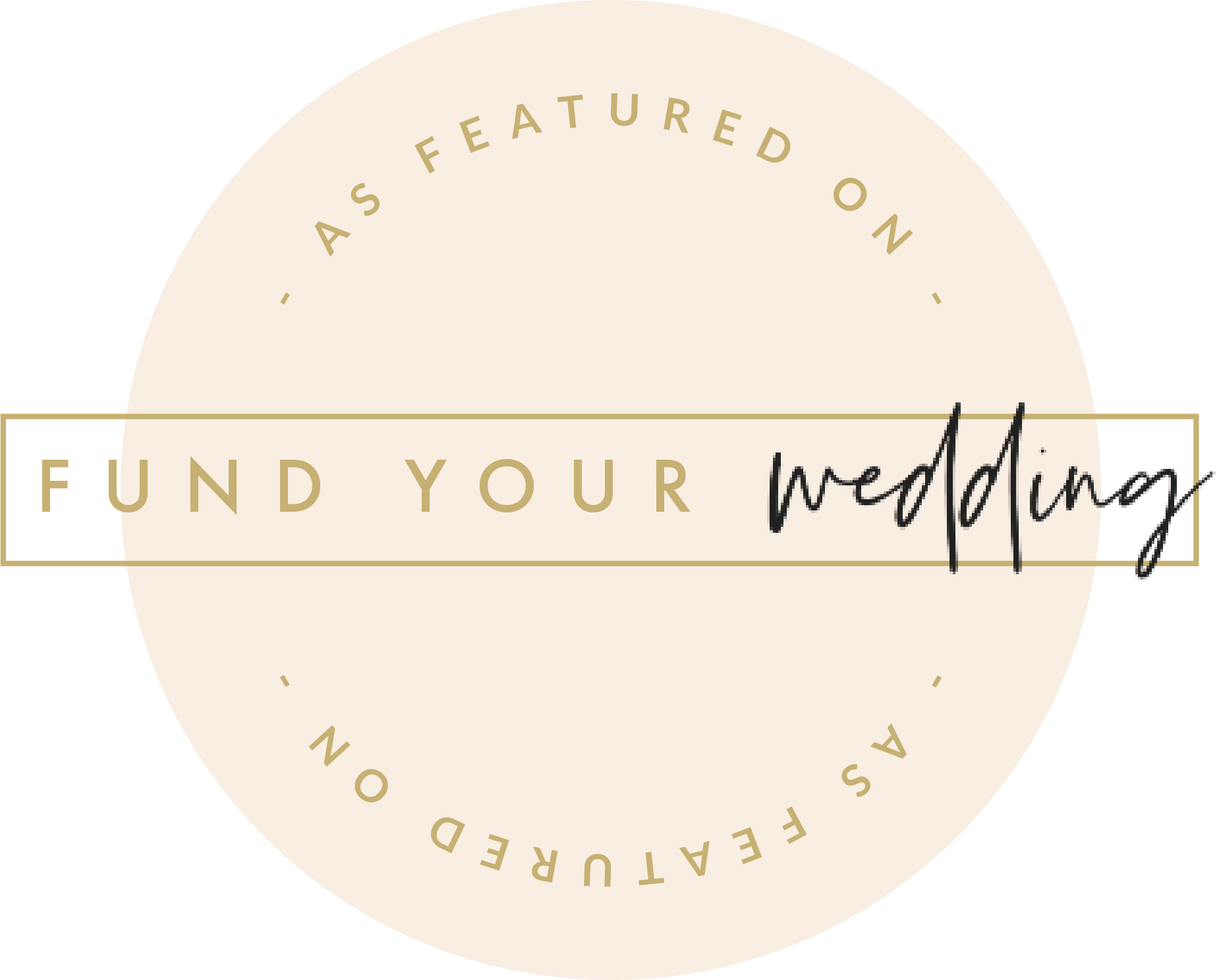 Featured on fundyourwedding.co.uk