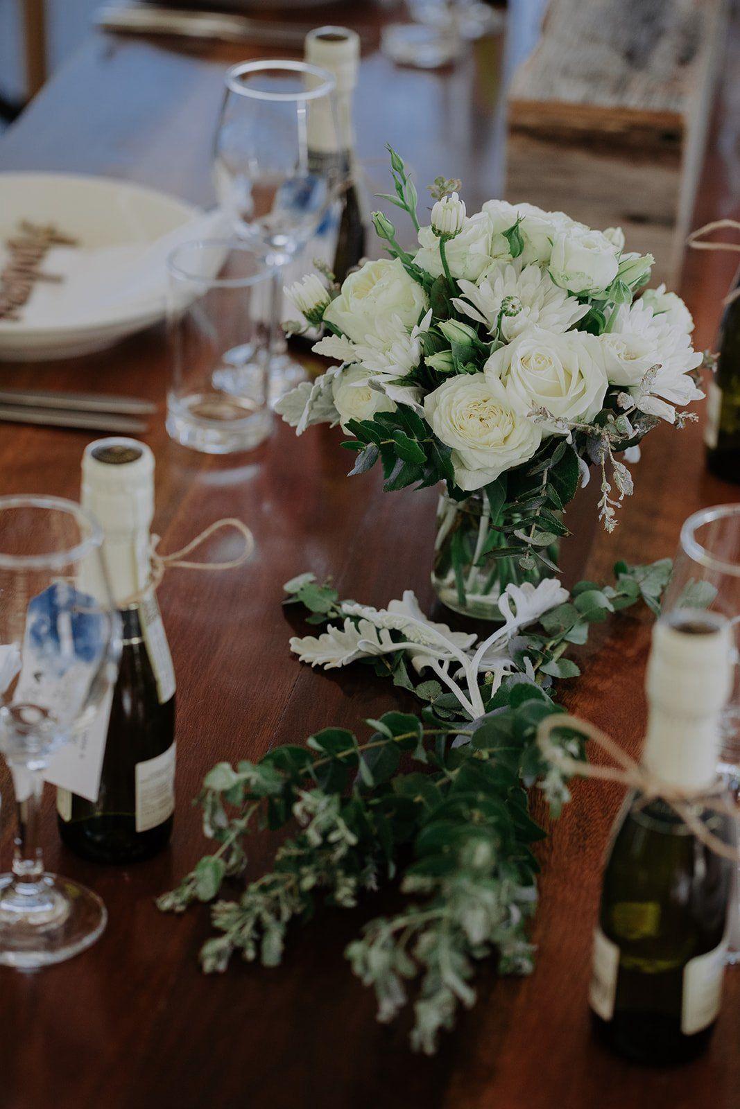 wedding foliage, wedding flowers, wedding florals