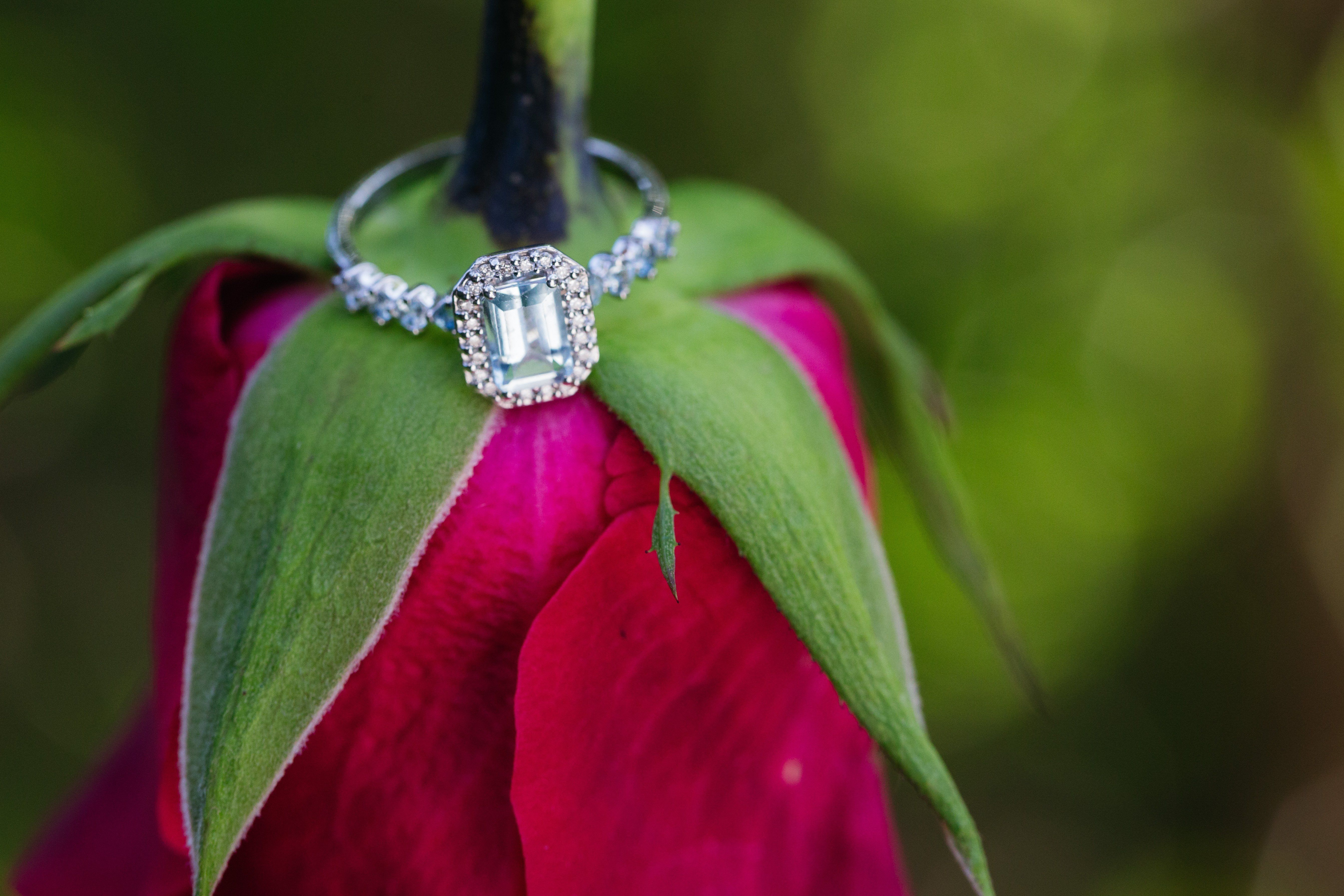 engaged engagement wedding rings wedding ringinspiration