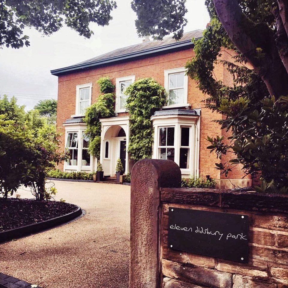 wedding venues in manchester, didsbury house hotel, wedding venue