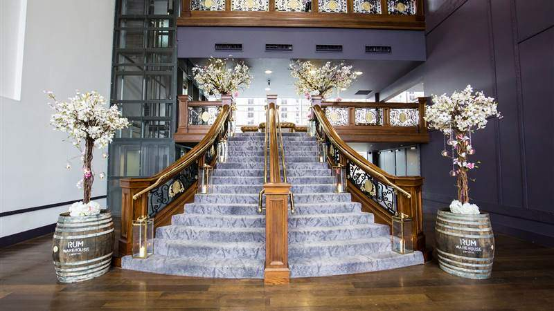 Wedding venues in liverpool the titanic hotel weddings