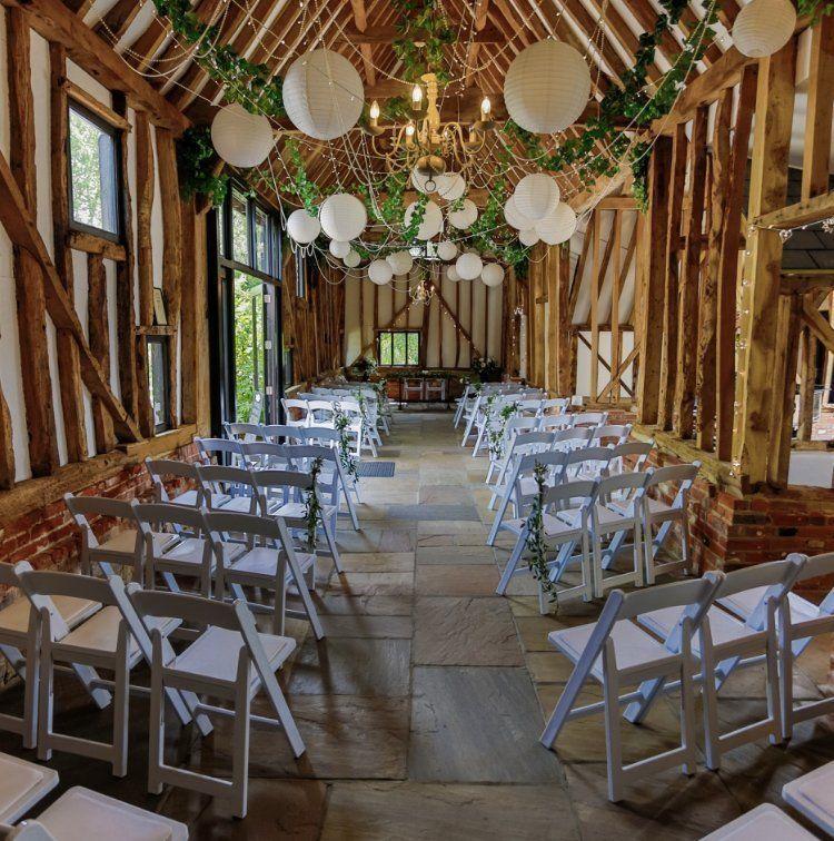 Unique wedding venues in Essex