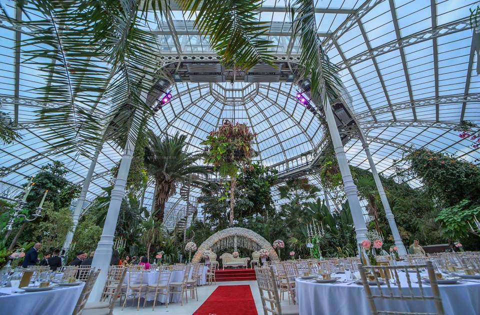 palm house sefton park weddings wedding venues in Liverpool