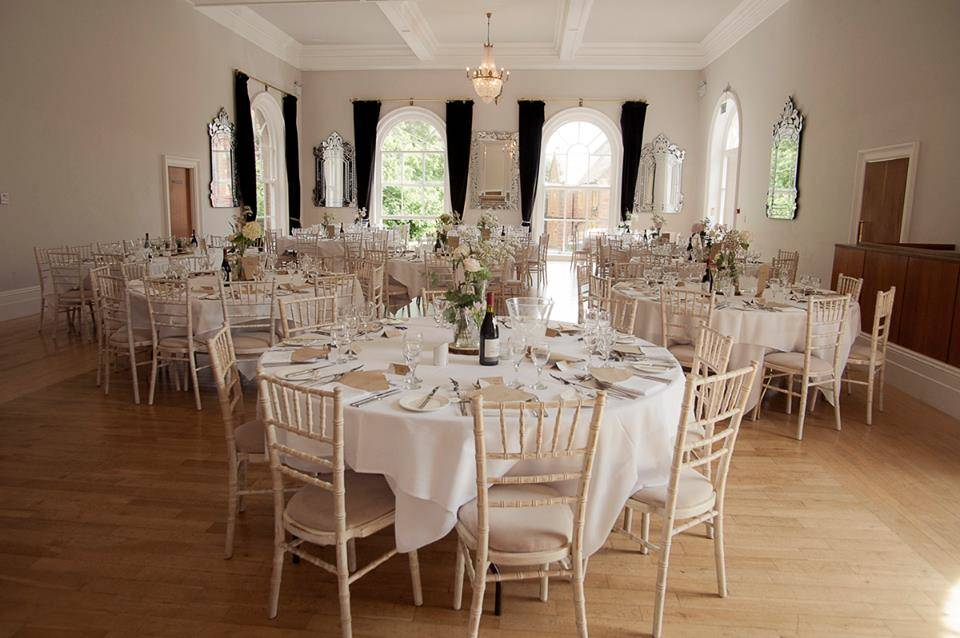 Exeter castle weddings