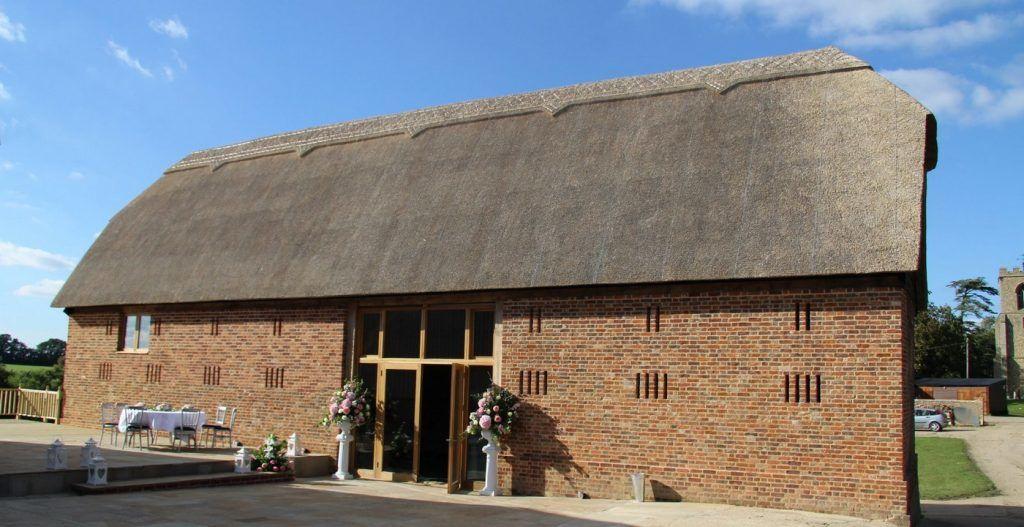 the thatch barn weddings venues in cambridge