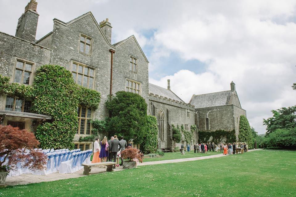 dartington hall weddings
