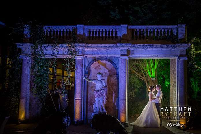 hallmark hotel weddings